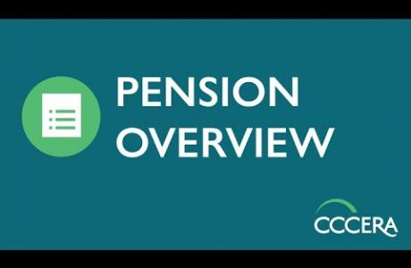 Learn how to use the pension calculator