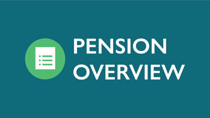 Want to know more about your pension?